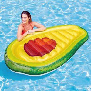 Intex - Luftmadras - Avocado
