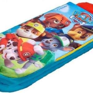 Paw Patrol luftmadras med sovepose