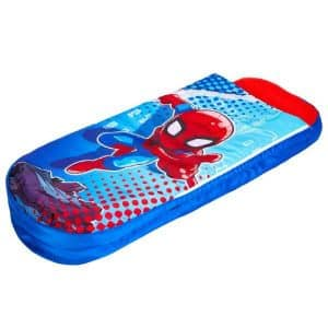 Spiderman luftmadras m sovepose